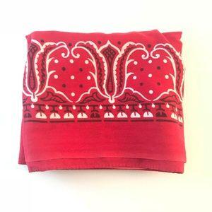 Vintage bandana